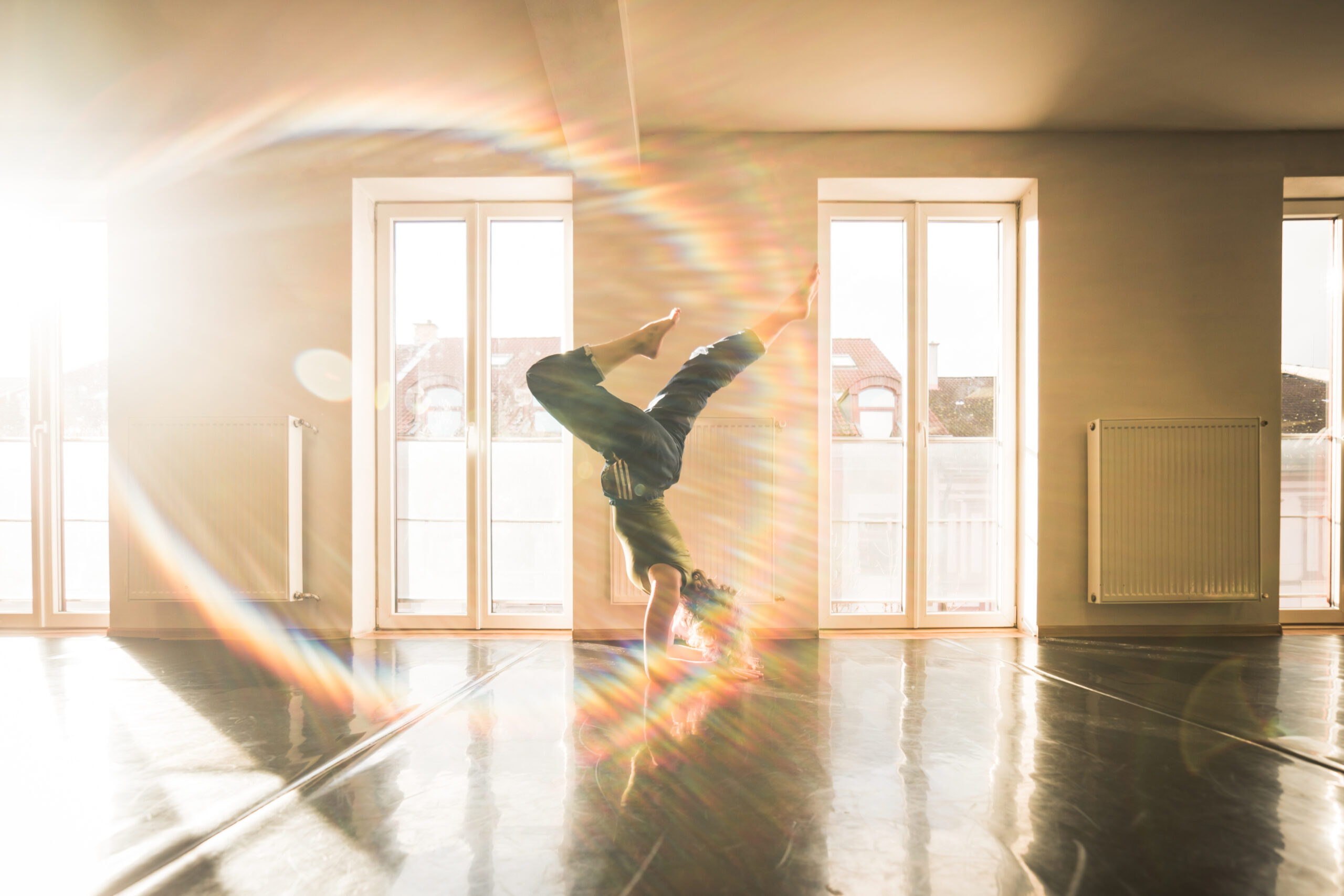 moderny tanec
